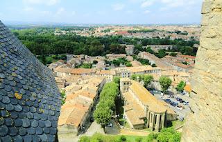 France. Carcassonne. Франция. Каркассон.