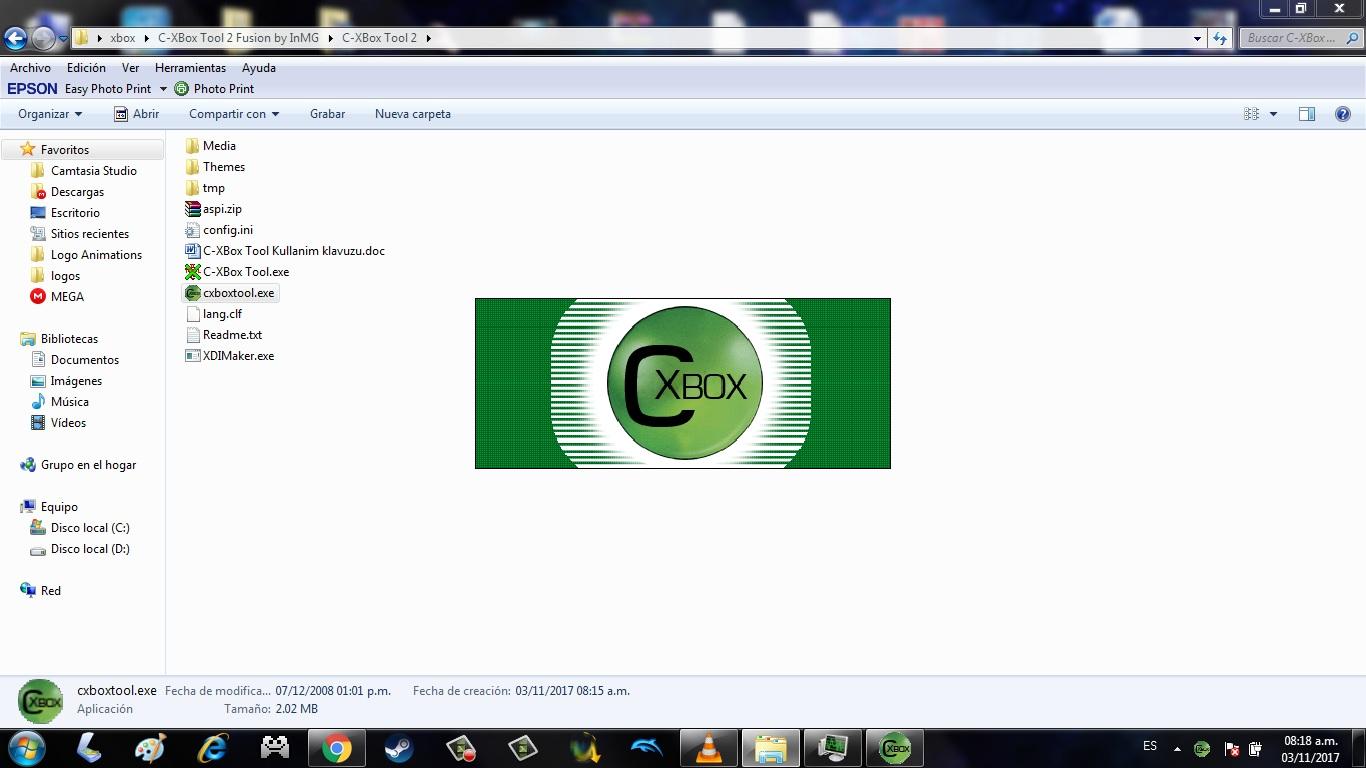 C-XBox Tool 2 Fusion - Cxbx Emulator - Inmortal games