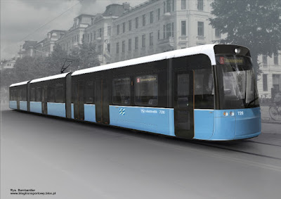 Bombardier Flexity M33, Göteborgs Spårvägar AB