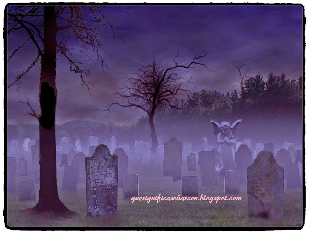 por que soñamos con cementerio