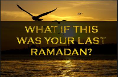 Ramadan Last Day Quotes