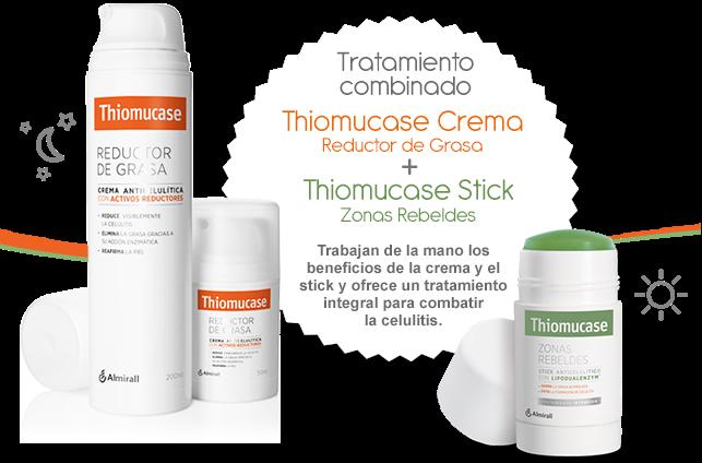 pack de productos thiomucase