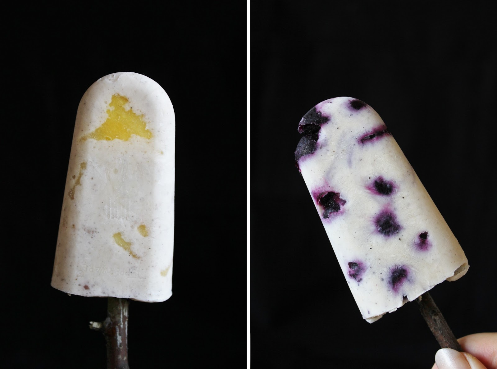 This Rawsome Vegan Life Fruit Popsicles With Coconut Milk