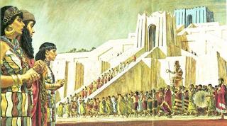 Enheduanna-prima poetessa-mesopotamia