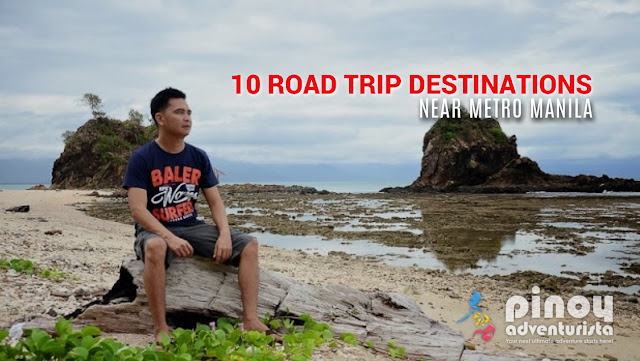 TOP ROAD TRIP DESTINATIONS NEAR MANILA BUDGET ITINERARY