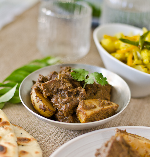 Spicy Goan Beef Curry recipe. .