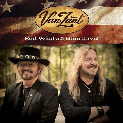 VAN ZANT - Red White & Blue (2016) full