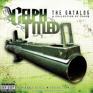 Celph Titled – The Gatalog – A Collection Of Chaos (2006) (4CD) [CD] [FLAC]