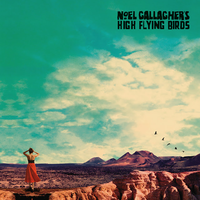 noel gallagher, fin du monde, oasis, liam gallagher, noel gallagher's high flying birds, who built the moon, it's a beautiful world, new wave, brit pop, rock'n'roll, nouveautés musique