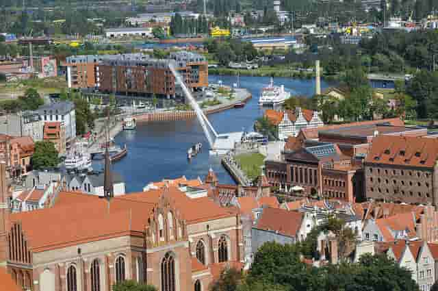 Γκντανσκ: Το σημαντικότερο λιμάνι της Πολωνίας