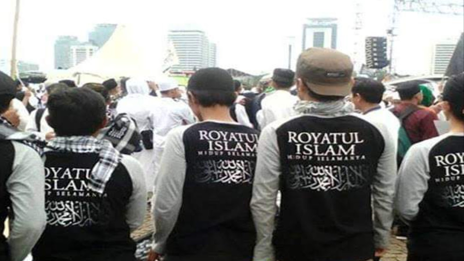 HTI Diduga Sudah Bereinkarnasi, di Jombang Dideteksi Bernama Komunitas Royatul Islam