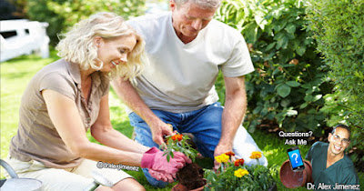 Back Pain Resulting from Gardening - El Paso Chiropractor