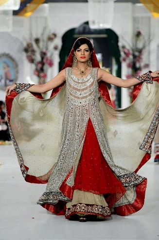 Pakistani Fashion Style Rani Emaan Pakistani Bridal Dresses 2013