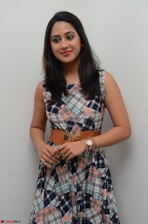 Miya George Looks Stunning in a Sleeveless Flower Print Gown at Yaman Movie Audio Launch Event Feb 2017 53.JPG