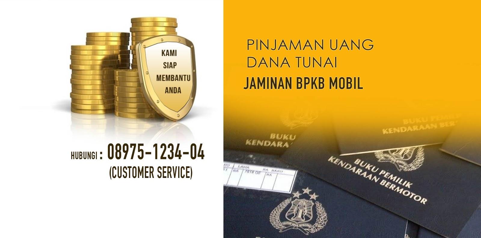 Jaminan Bpkb Motor Dan Mobil Gadai Bpkb Mobil Motor Pinjaman Uang