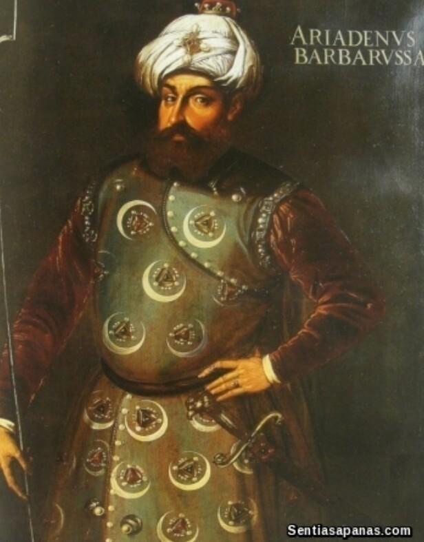 Hayreddin Pasha