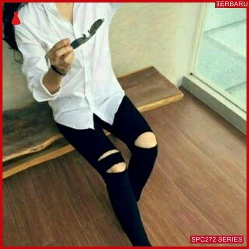 SPC272J36 Jegging Basic Strech Jegging Jeans Wanita | BMGShop