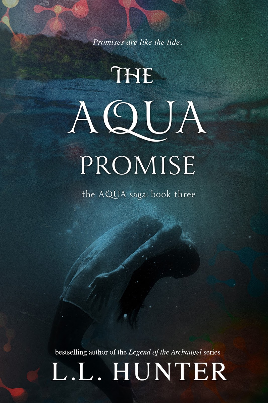 Bookworm for Kids: Happy Book B-day, The Aqua Promise by L L  Hunter!