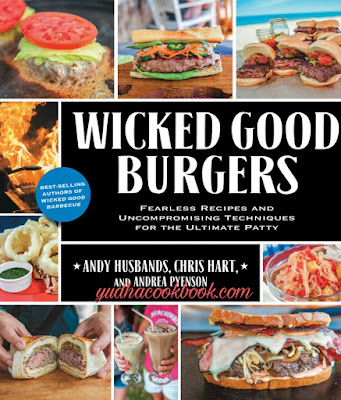 Download ebook WICKED GOOD BURGERS - Fearless Recipe And Uncompromising Techniques For The Ultimate Patty