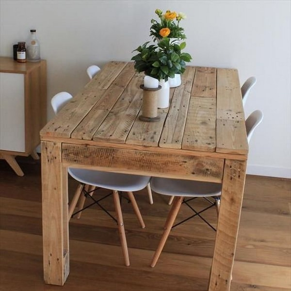 Things you can do with recycled pallets 3