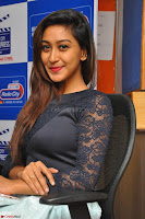 Shravya in skirt and tight top at Vana Villu Movie First Song launch at radio city 91.1 FM ~  Exclusive 50.JPG