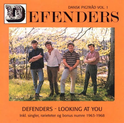 The Defenders - Looking At You 1963-1968