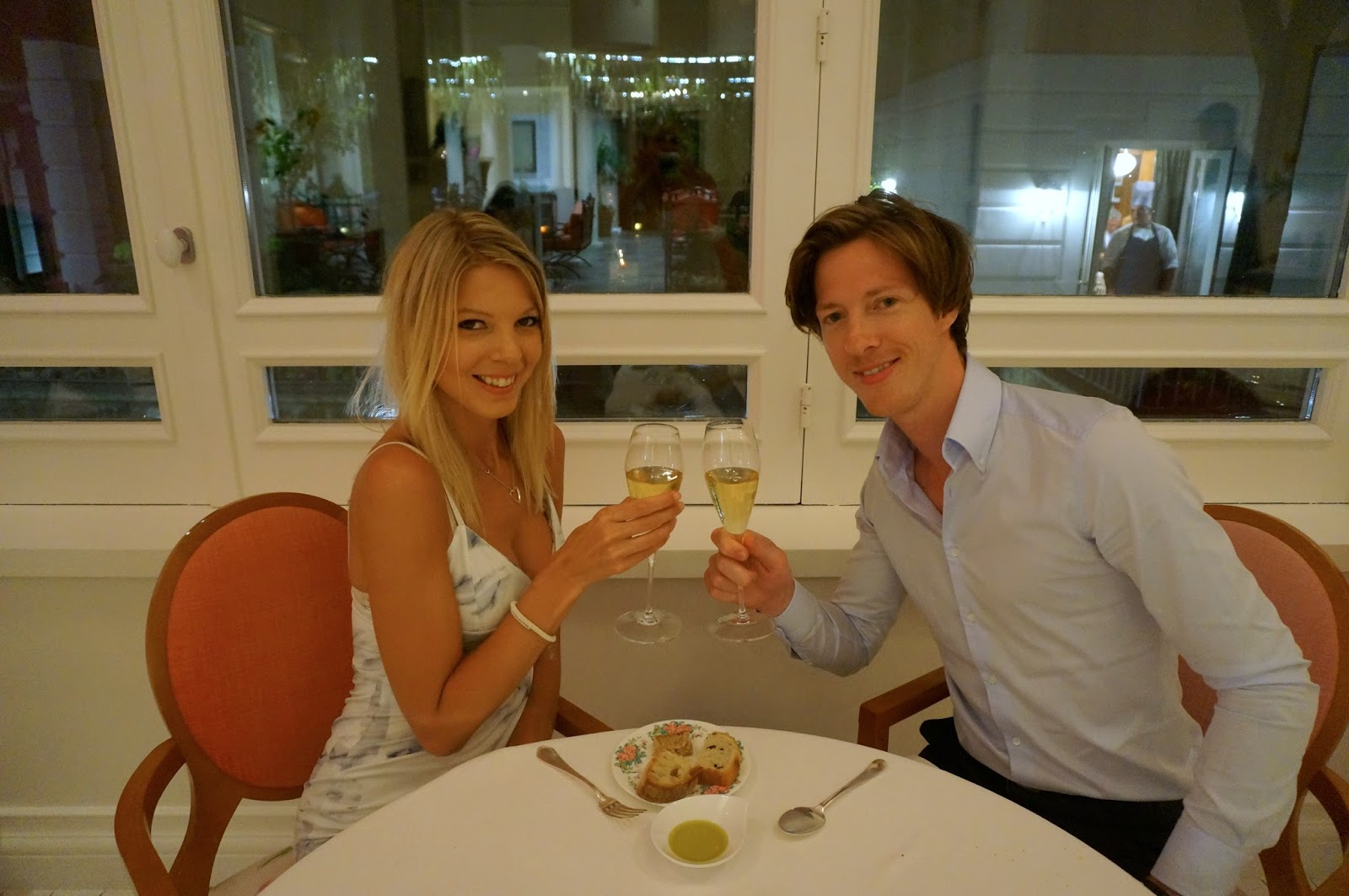Our Honeymoon: A Memorable Meal at Don Alfonso 1890, Amalfi Coast