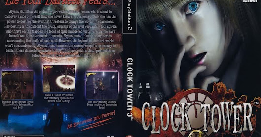 [Detonado] Clock Tower 3 [PS2]