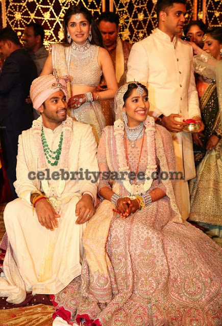 Anindith Reddy Shriya Bhupal Marriage