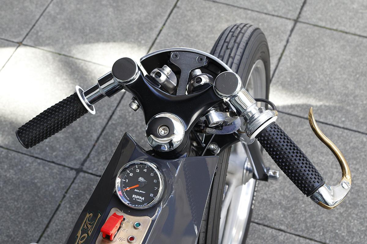 For Motorcycle Fans Cafe Racer Honda Shadow 750 Kit Zonnevlek Harley Davidson Street