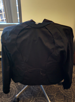 Photo of jacket back
