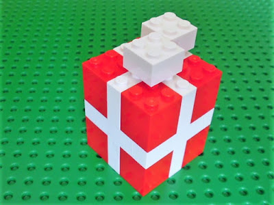 MOC LEGO Prenda