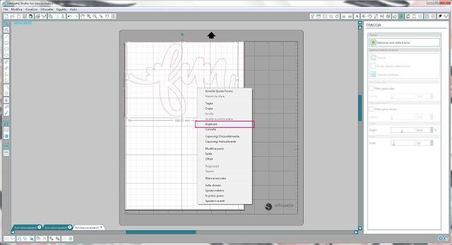 Come utilizzare singoli file .png nella modalità Print & Cut | Silhouette Cameo step8