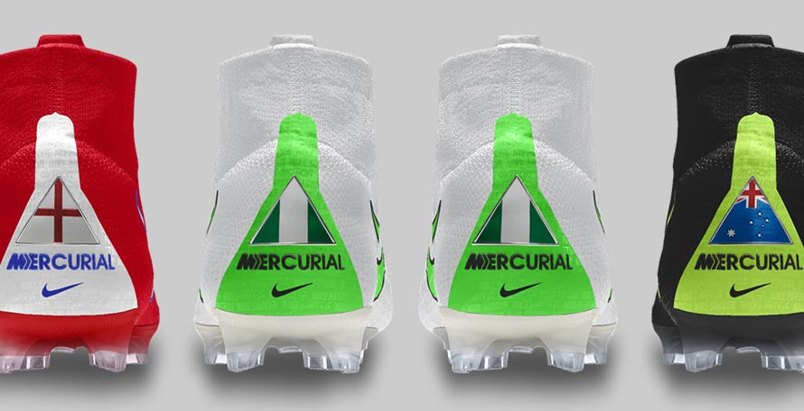 more photos 58ce7 4b103 Now Avaialble: All-New Nike Mercurial 360 Options Coming to ...