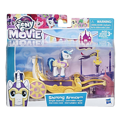 My Little Pony Shining Armor Dolls and Accessories