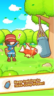 Pokemon Magicarp Jump Mod Increase Diamons Apk v1.2.2