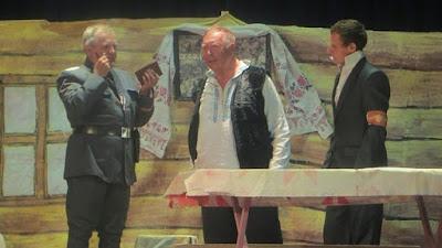 Театральная весна Херсонщины. Берислав-2014