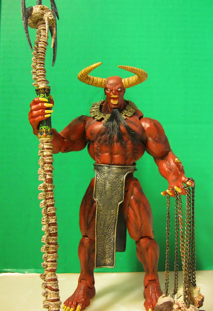 Toyseum Lucifer - Chaos Comics Eternal Toys & Art