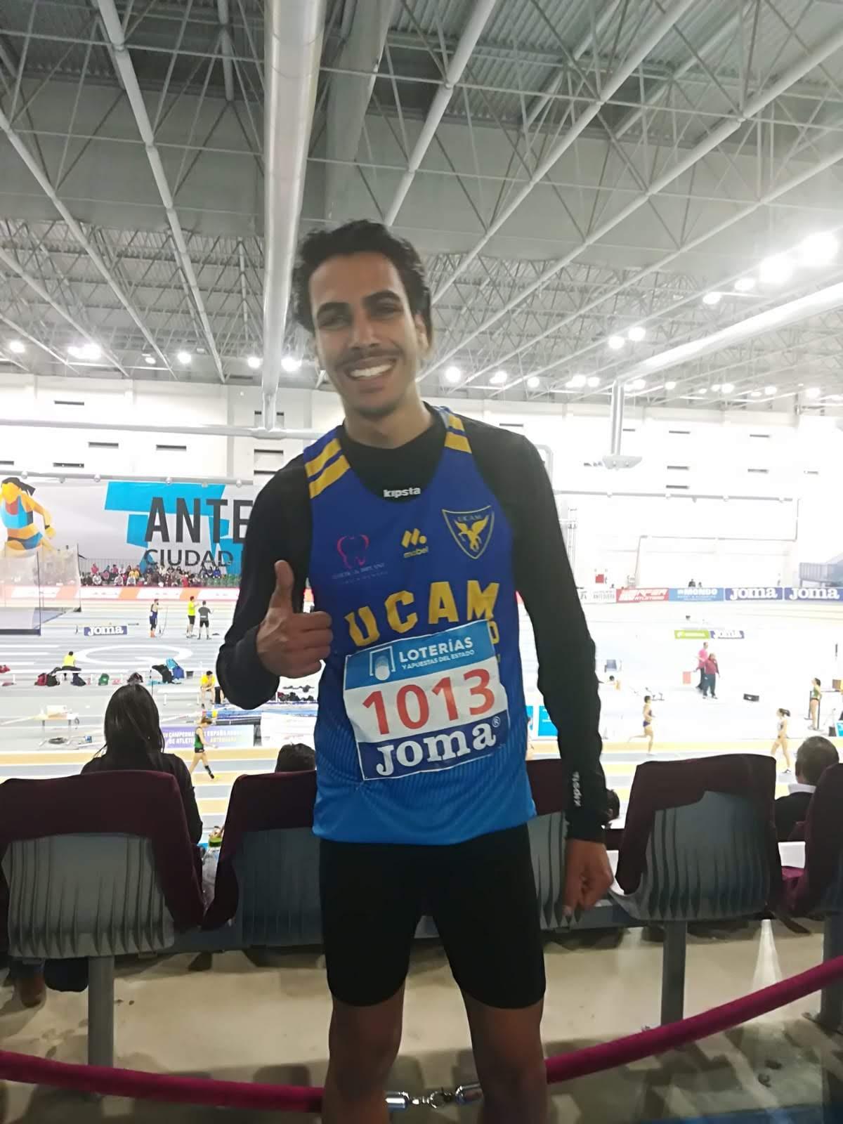 Jornada Del 2ª Liga Ucam Atletismo De DivisiónComunicación 1ª 2IebWEH9DY