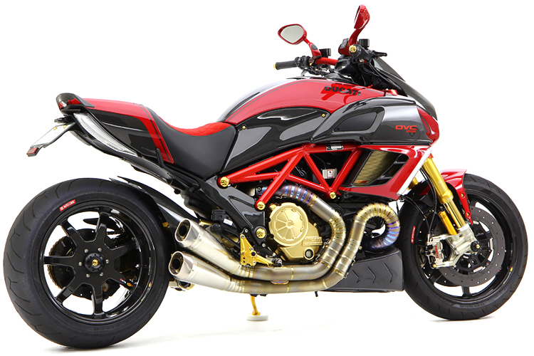 racing caf ducati diavel dvc 4 by moto corse. Black Bedroom Furniture Sets. Home Design Ideas