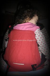 test babycarrier storchenwiege meï-taï meitai babywearing portage avis mesures bretelles hybride clip boucle sangle