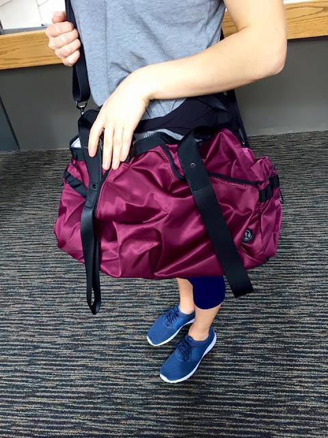 lululemon extra-mile-duffel