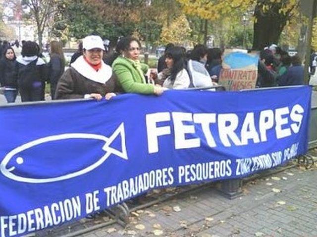 FETRAPES, Concepción