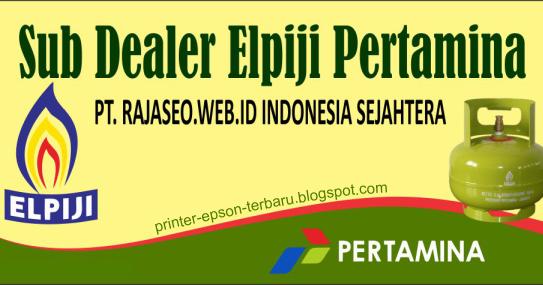 Download Spanduk Agen Elpiji Vector CDR