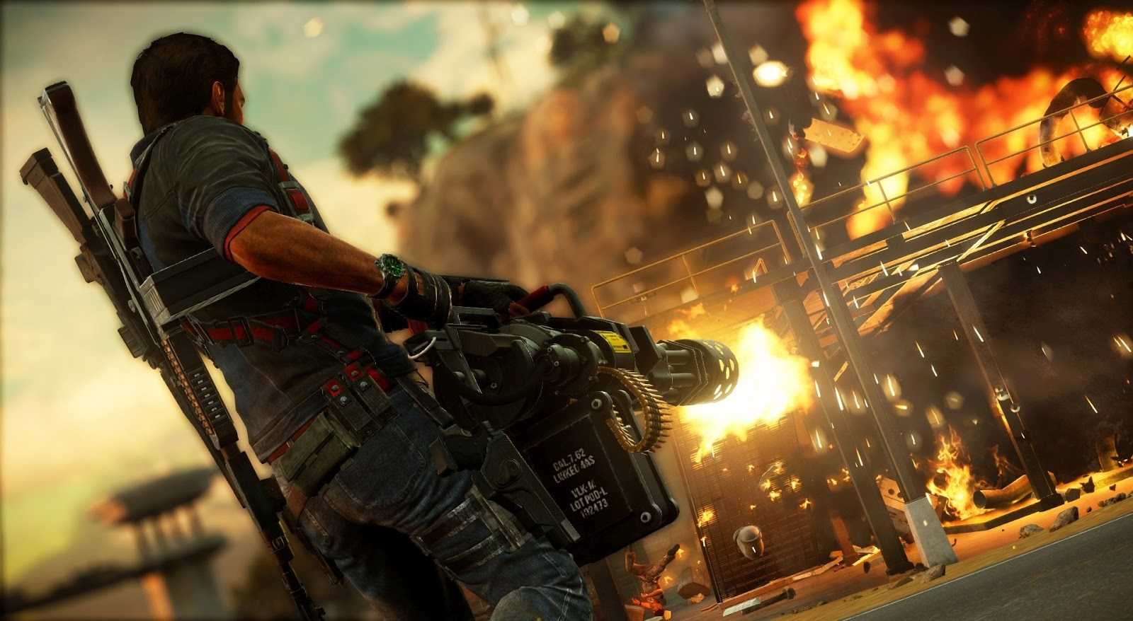 Just Cause 4 Crack cho PC