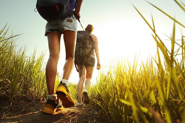 Caminhe uma hora por dia