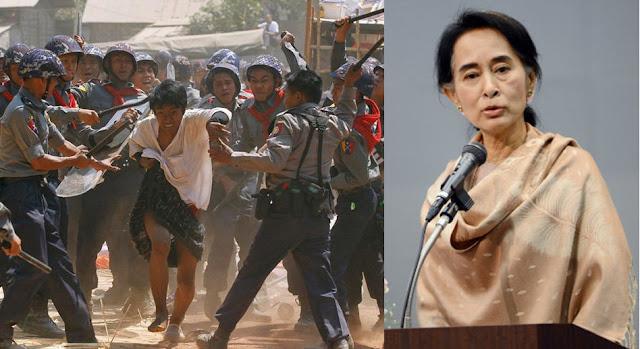 Tak Bisa Lindungi Muslim Rohingya, Muhammadiyah Minta Nobel Perdamaian Suu Kyi Dicabut