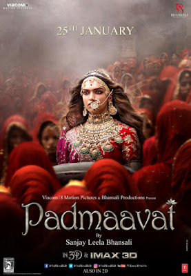 Padmaavat 2018 Hindi BRRip 480p 500Mb x264