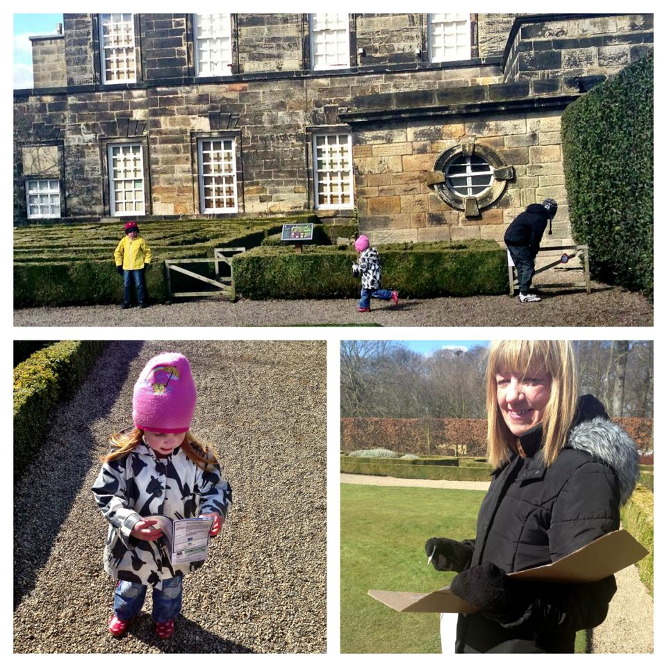 Easter Egg Hunts in the North East 2017 | National Trust Properties - Seaton Delaval Hall