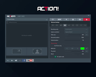 Mirillis Action! 2.0.0.0 Serial Key